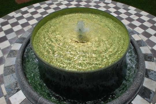 Southeast Courtyard Fountain